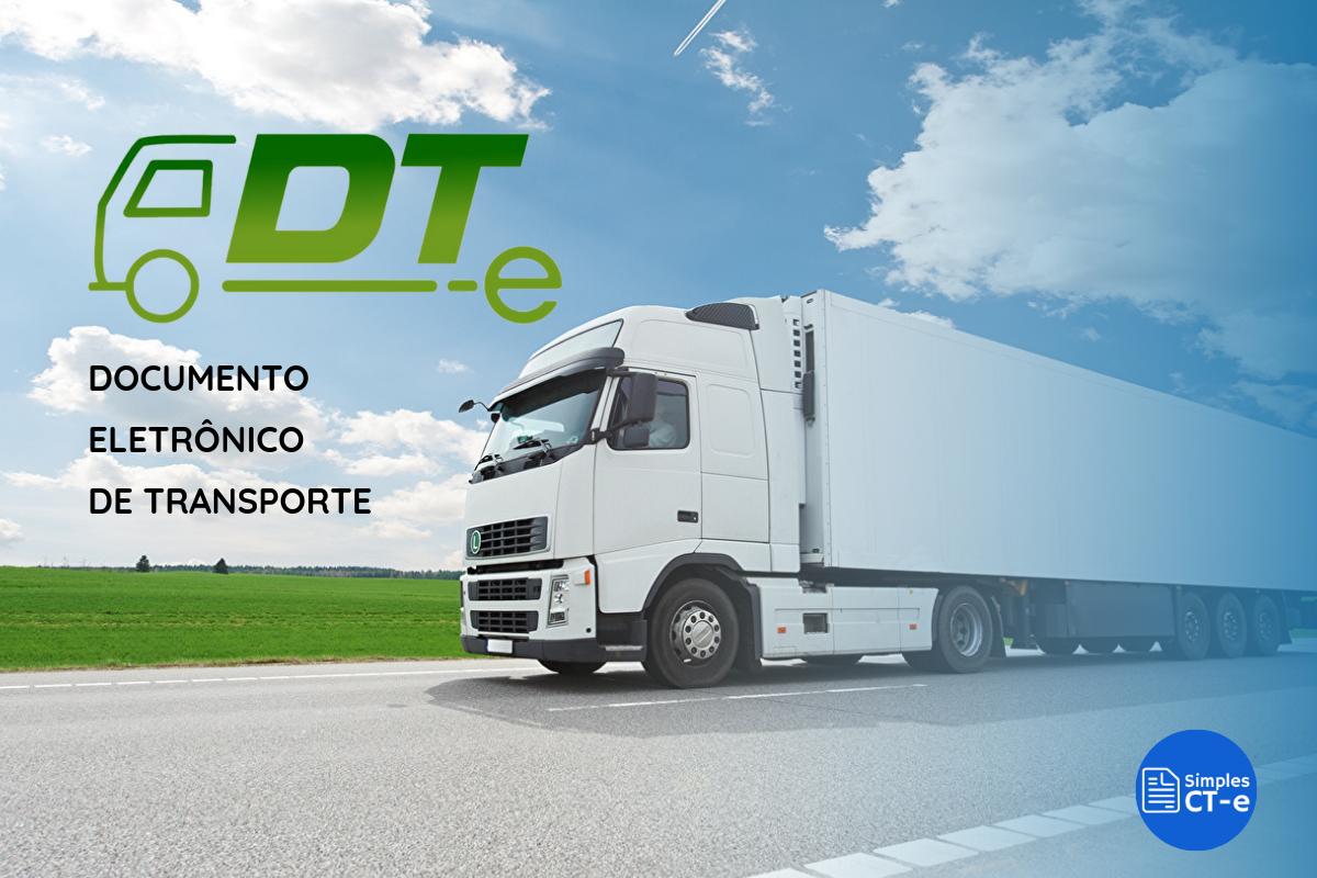 O que é DT-e Documento Eletrônico de Transporte e como vai funcionar