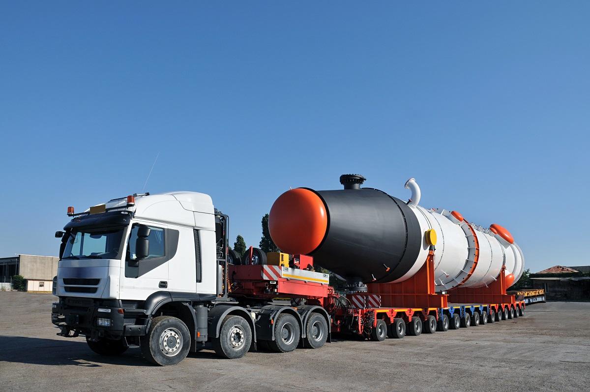 caminhão que precisa da AET